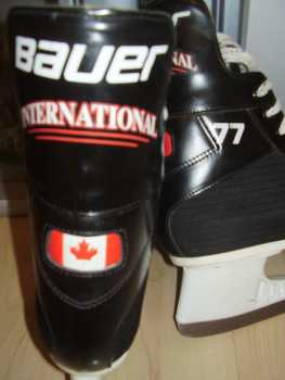 Photo: Sells Shoes BAUER - BAUER CANSTAR 71/2 D