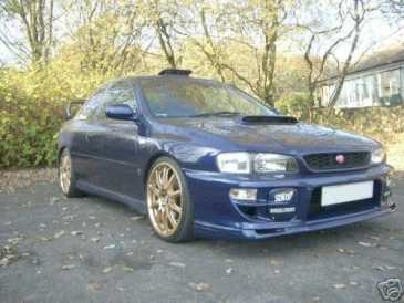 Photo: Sells Coupé SUBARU - Impreza