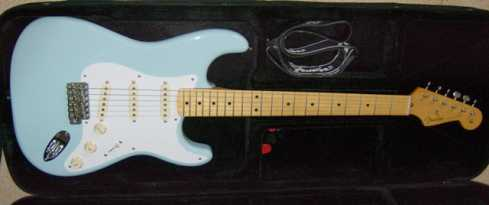 Photo: Sells Guitar FENDER - FENDER STRATOCASTER CLASSIC '50 REISSUE