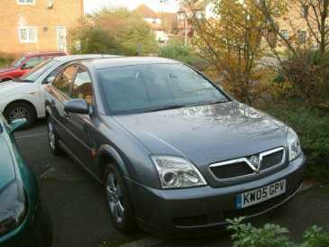 Photo: Sells Station-wagon OPEL - Vectra