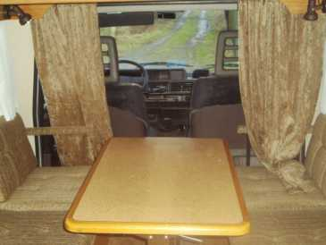 Photo: Sells Camping car / minibus FIAT - ALKOVEN