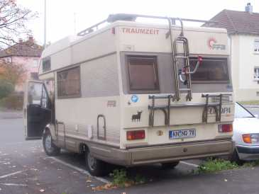Photo: Sells Camping car / minibus TABBERT - TABBERT FFB EUROPA