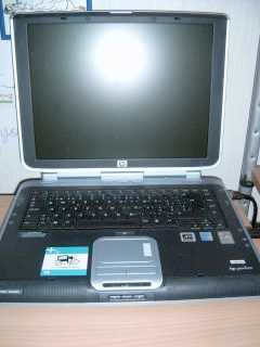Photo: Sells Laptop computer HP - ZV5229EA
