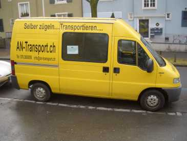 Photo: Rents Truck and utility FIAT DUCATO
