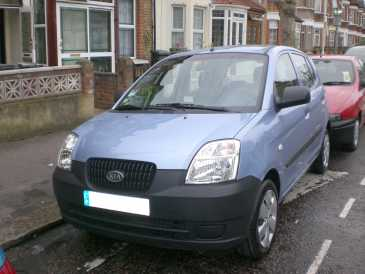 Photo: Sells Grand touring KIA - PICANTO