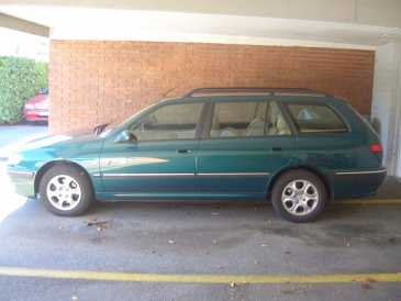 Photo: Sells SUV PEUGEOT - 406