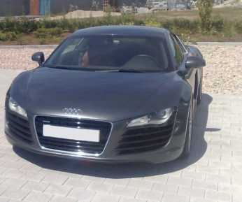 Photo: Sells Coupé AUDI - R8